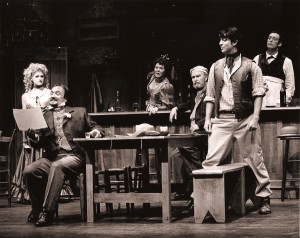 Picasso at the Lapin Agile - 1997