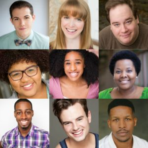 Actor Spotlight on Little Shop Of Horrors Performers — Mill